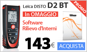 Leica DISTO D2 Bluetooth